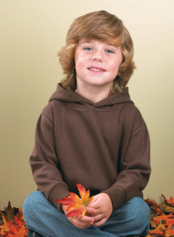 4341 - Toddler Pullover Hoodie